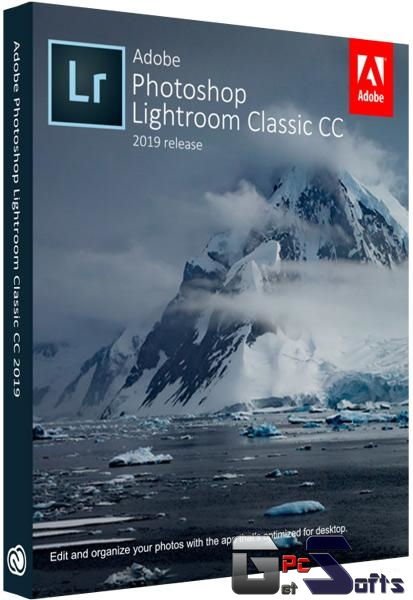 Adobe Photoshop Lightroom Classic CC 2019 Crack Download